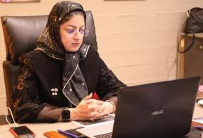 ارتقای دانش صادراتی با حضور در نمایشگاه های بین المللی / فراهم سازی امکان حضور استارتاپها در پاویون مجازی ایران در نمایشگاه جیتکس ۲۰۲۱